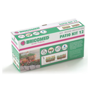 Kit micro irrigacion Patio kit 12